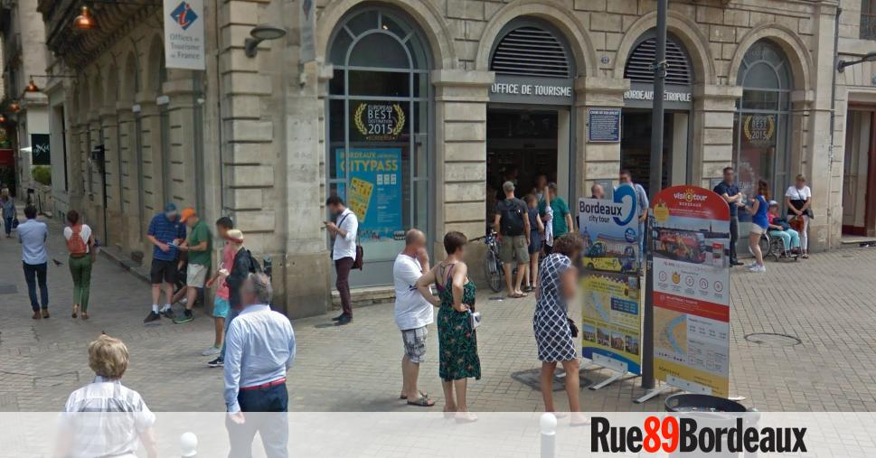 L 39 office de tourisme de bordeaux m tropole pingl par la cour des comptes rue89 bordeaux - Office tourisme de bordeaux ...