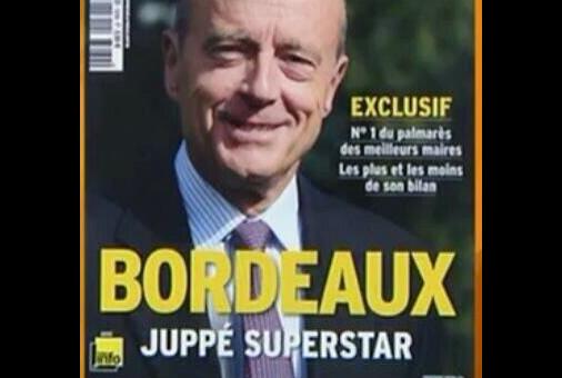 Bordeaux, son vin, son maire, sa foire aux palmarès