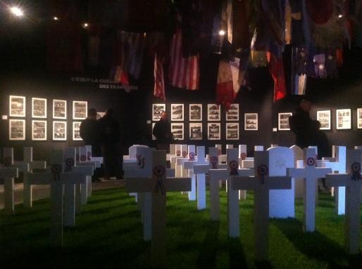 L'exposition de Tardi à Angoulême sur la première guerre mondiale (WS/Rue89 Bordeaux)