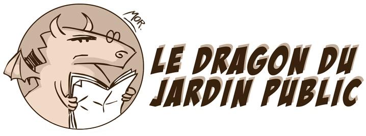 Le dragon du Jardin Public