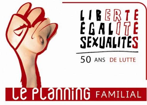 Le Planning familial a fêté l'an dernier ses 50 ans. (DR)