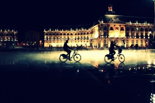 4000 à 11000 trajets en VCub sont réalisés chaque jour (et nuit). (Photo Elodie-RS/Flickr/CC)