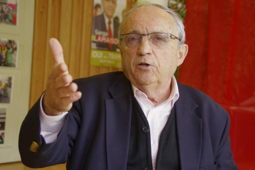 Serge Lamaison a récolté 5163 voix au premier tour, soit 36,75%, loin derrière Jacques Mangon (6995 voix, 49,79%)