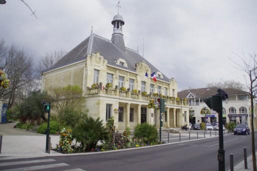 L'Hôtel de Ville de Saint-Médard où Jacques Mangon espère s'installer dimanche (AC/Rue89 Bordeaux)