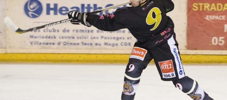Hockey sur glace : les Boxers sortent leur réserve du frigo