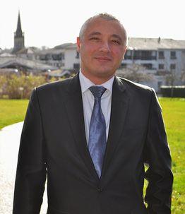 Alain Turby, nouveau maire sans étiquette de Carbon-Blanc (DR)