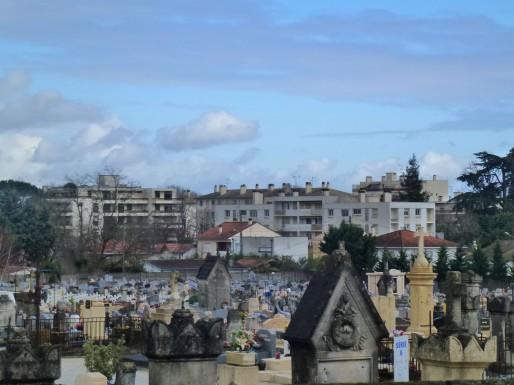 A Caudéran, il est rare de trouver une vue sans immeuble. photo Orianne Dupont/Rue89 Bordeaux