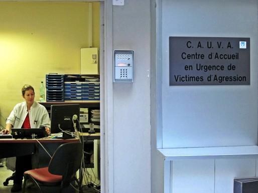 L'équipe du Cauva comprend 23 salariés, dont 8 médecins légistes, 5 psychologues, et 2 juristes (Photo AC/Rue89 Bordeaux)