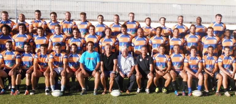 Les Tangos de Lormont, leurprésident et l'âme du rugby