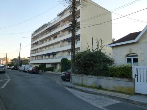 Un des rares quartiers où les immeubles côtoient les pavillons.  photo OD /Rue89 Bordeaux