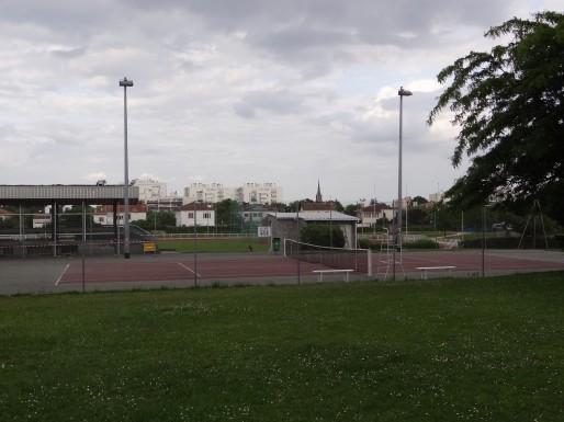 Caudéran possède 70 % des équipements sportifs de la ville. photo DR