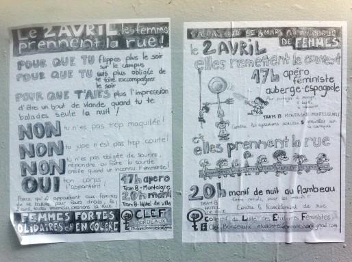 L'appel du CLEF à manifester le 2 avril (WS/Rue89 Bordeaux)
