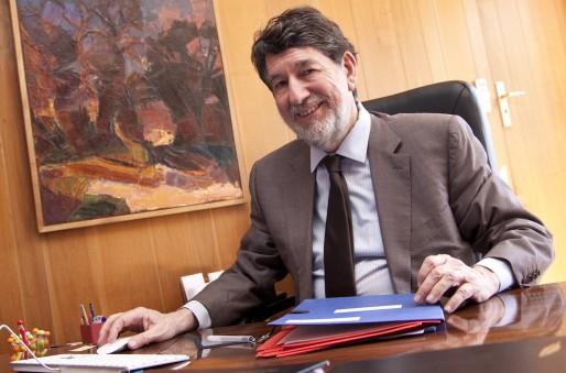 Sénateur-maire de Mérignac, Alain Anziani sera à la CUB plus partenaire qu'opposant à Alain Juppé. (DR)