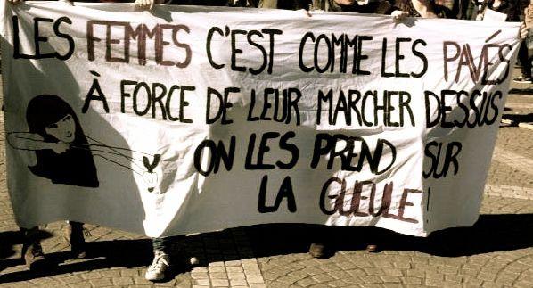 Manifestation de «femmes solidaires et en colère» ce soir à Bordeaux