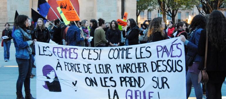 Sur le campus bordelais, les étudiantes ont peur