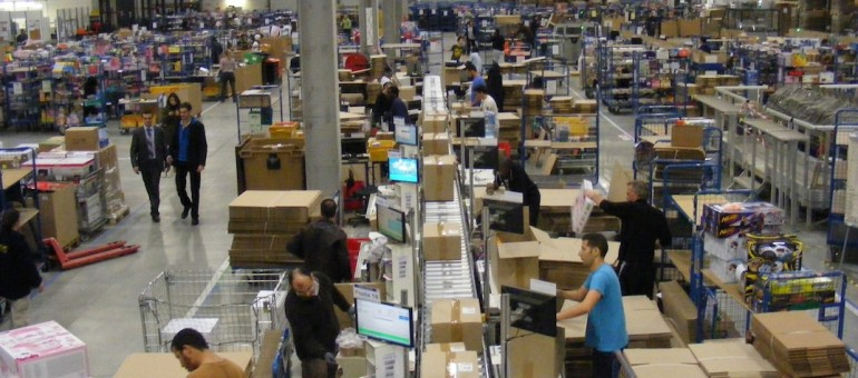 Grève pour une «prime sur la croissance» de CDiscount
