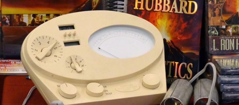 «J'ai testé l'électromètre de la scientologie à Bordeaux»
