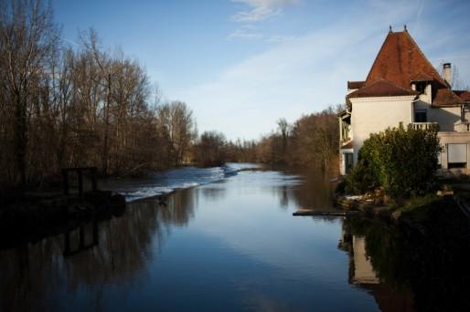 La centrale hydroélectrique de Saint-Aulaye (Dordogne) fournit plus de 300 clients d'Enercoop en Aquitaine (DR°