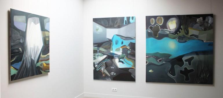 Exposition «Interstices» de Patrice De Santa Coloma