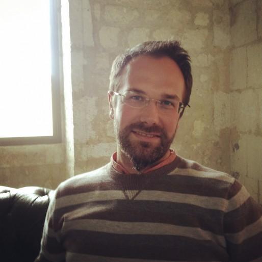 Yohann Didier, d'Enercoop Aquitaine (DR)