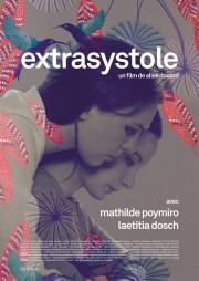 """Affiche de """"Extrasystole"""" (DR)"""