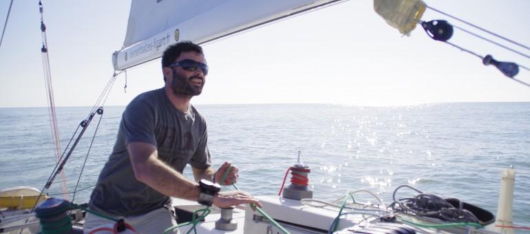 Solitaire du Figaro : Clément Salzes prend le large dans deux jours