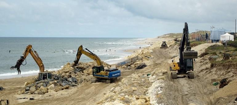 Aquitaine : plages parées pour l'été, addition salée