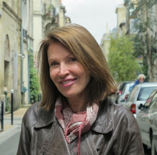 Anne Iris Poussielgues, fondatrice de l'association des Parisiens de Bordeaux (SB/Rue89 Bordeaux)