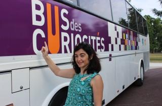 Véronique Pommier porte l'initiative du bus des curiosités depuis 2007 (Yb / Rue89 Bordeaux)