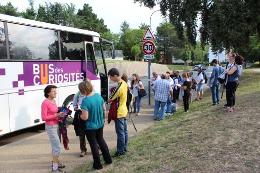 Avant de monter dans le bus, mieux vaut être paré à toutes les éventualités (Yoann Boffo/Rue89 Bordeaux)