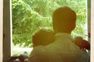Illustration père/fils