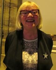 Colette Malini, présidente de Bordeaux Accueille (SB/Rue89 Bordeaux)