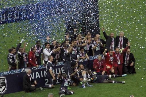 La coupe de France, dernier trophée remporté par le club, en 2013 (Le Messager/flickr/CC)