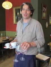 Romain Delachaux, du restaurant La Bocca (SB/Rue89 Bordeaux)