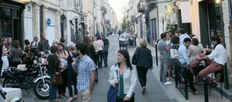 Difficiles exils des Parisiens à Bordeaux