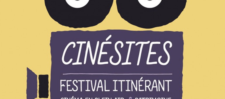 Cinésites, un festival où le cinéma prend l'air