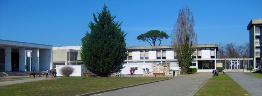 L'université Montesquieu Bordeaux IV, à Talence
