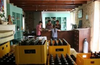 La brasserie artisanale Entre Deux Bières (Photo entredeuxmers.com/DR)