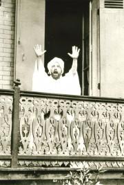 Lautrec déguisé en muezzin (DR)