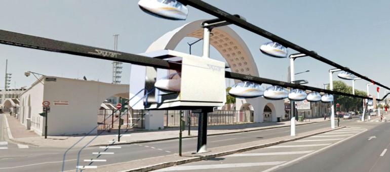 Le tram aérien que Juppé voulait à Bordeaux est enterré