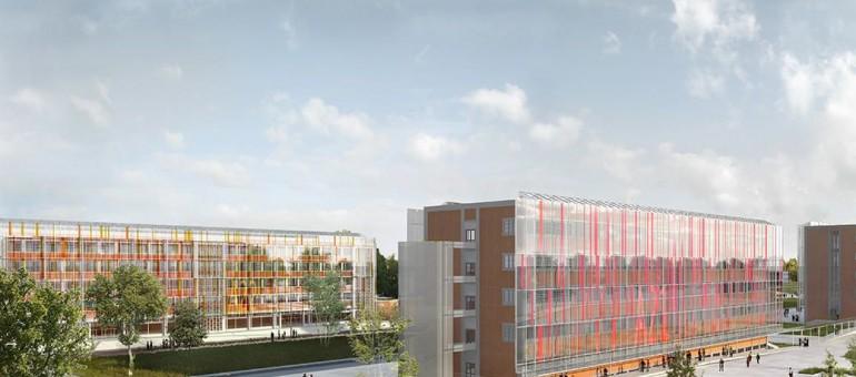 Le campus de Bordeaux fait (enfin) peau neuve