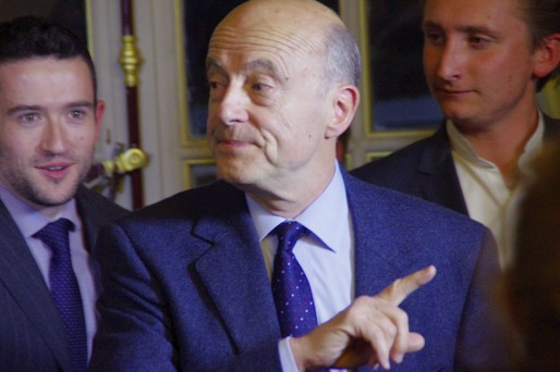 Après des mois de suspense, Alain Juppé a fini par afficher son ambition présidentielle (AC/Rue89 Bordeaux)
