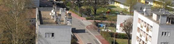 Démolition prévue pour une partie de la cité Pinçon à la Benauge (DR)