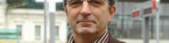 Gérard Chausset, Europe Écologie-Les Verts (DR)