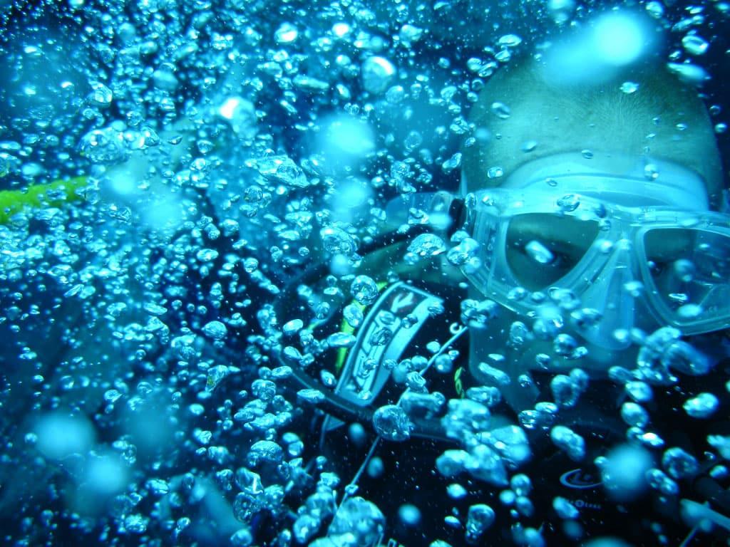 breathing underwater essay