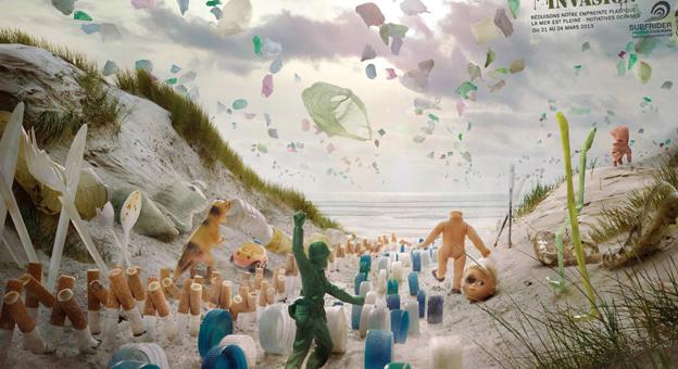 Comment bouter les déchets hors des plages aquitaines