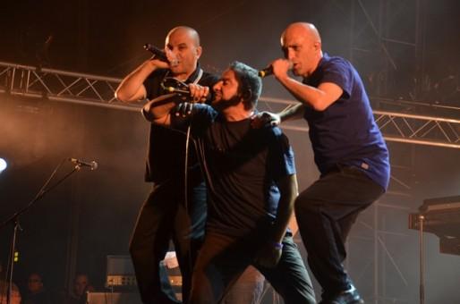 Les toulousains de Zebda, toujours de la dynamite sur scène (Polaroliv'/flickr/CC)