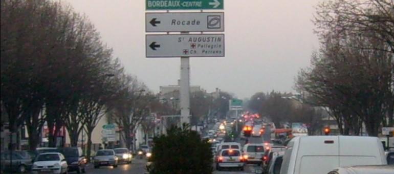 Le tramway Gradignan-Bordeaux-Cenon coince sur les boulevards