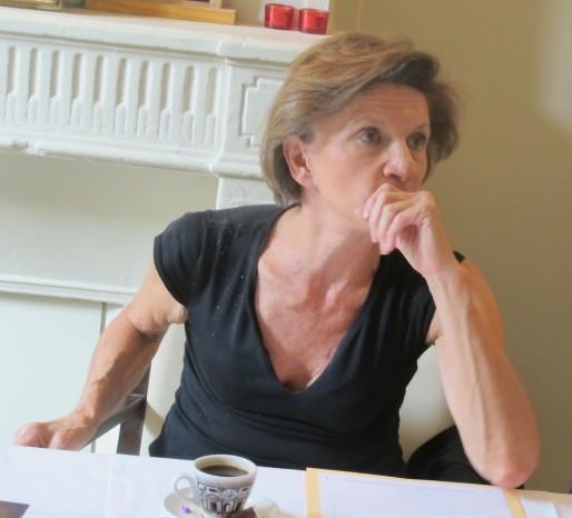 La députée de Gironde Michèle Delaunay (SB/Rue89 Bordeaux)