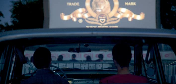 Cinéma : le come-back du drive-in à Bordeaux